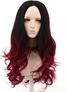ruby red wigs