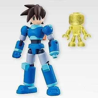 Mega Man 66 Action Dash Rock Volnutt Servbot Character Mini Action Toy Figure approx. 66mm / 2.6