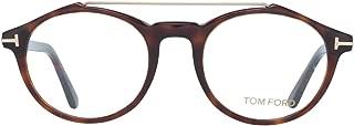 Tom Ford Optical Frame Ft5455 052 48 Monturas de gafas, Marrón (Braun), Hombre