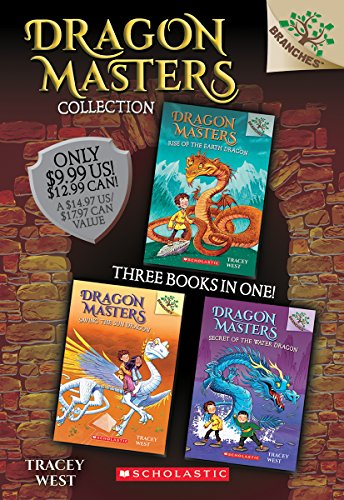 Dragon Masters Collection (Books 1-3): A Branches Book