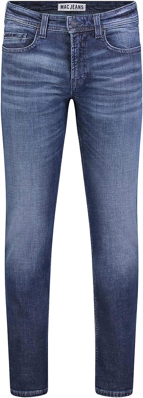 Mac Ben (Stay Black Black) Pantalon pour Homme Trousers Mac Men