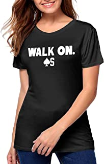 Woman Baker Mayfield Cleveland Football Walk On First Pick Cool Shirt Black