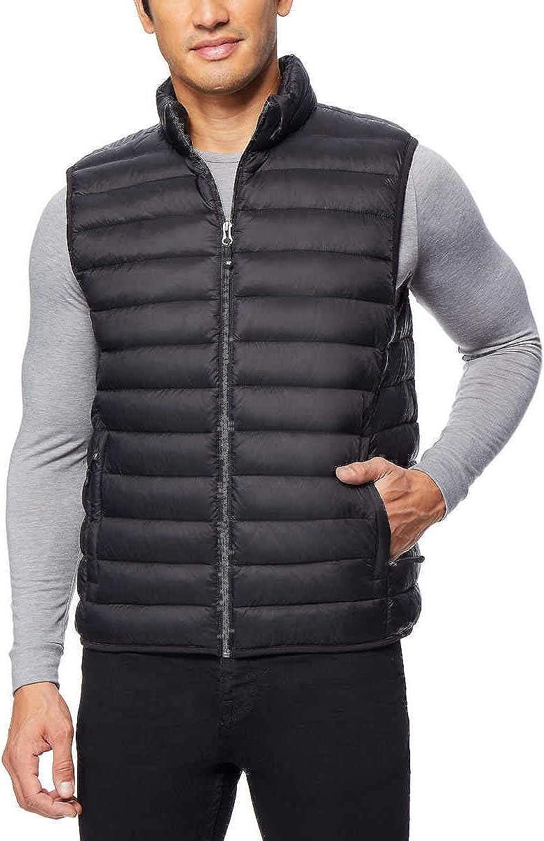 32 Degrees Heat Mens Packable Lightweight Vest
