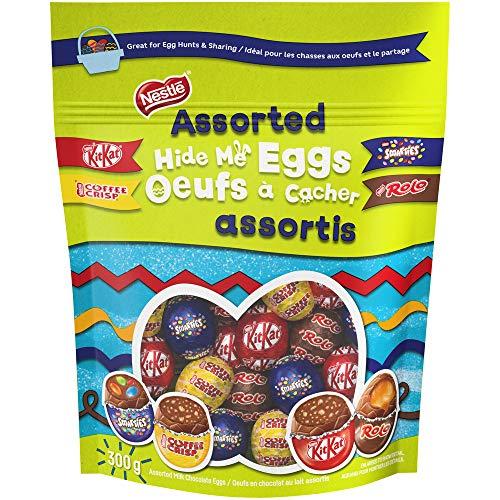 Nestlé Assorted Easter Hide Me Chocolate, 300 Grams