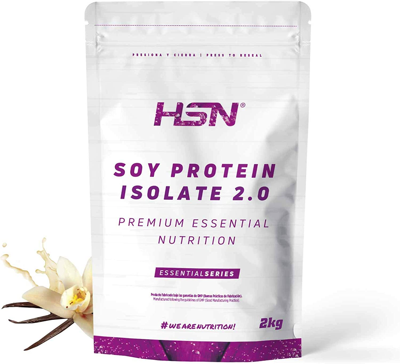Proteína de Soja Aislada de HSN | Vegan Protein | Proteína ...