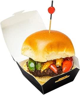 Best plain burger box Reviews