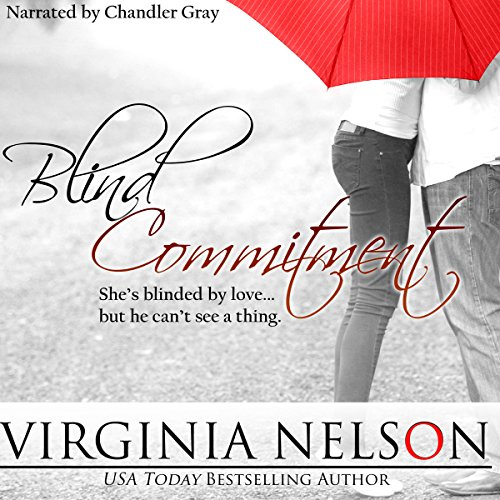 Blind Commitment audiobook cover art