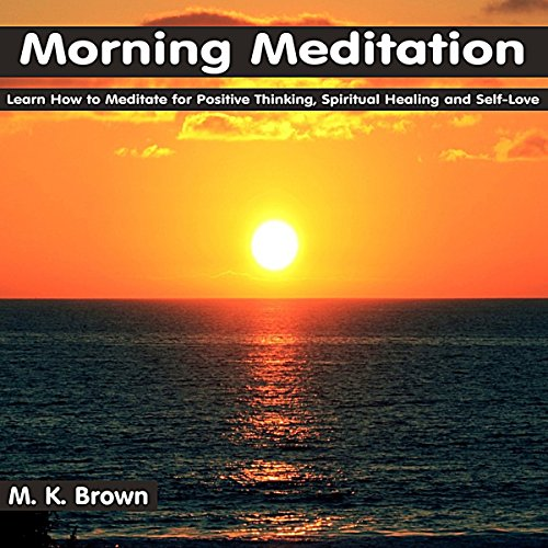 Morning Meditation audiobook cover art