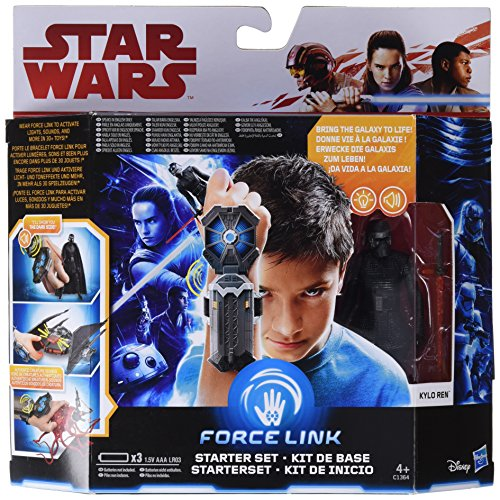 Hasbro- Star Wars Force Link Kit de Inicio (C1364)