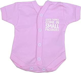 BabyPrem Premature Baby One Piece NICU Neonatal Boy Girl Clothes 1.5-7.5lb
