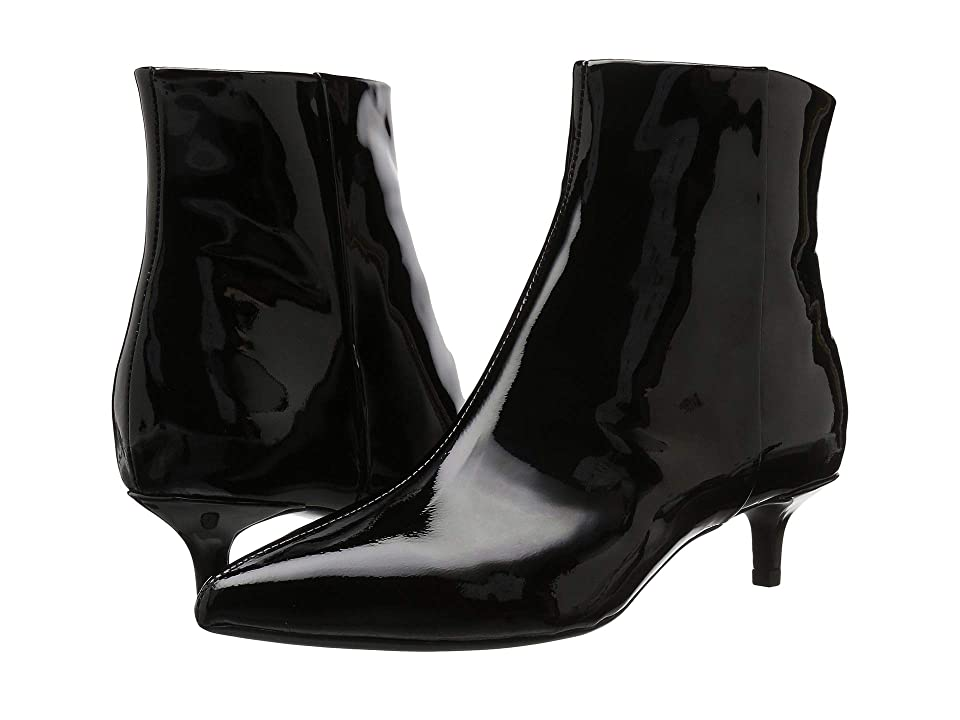 Taryn Rose Nora (Black Patent) Women