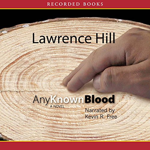 Any Known Blood audiobook cover art
