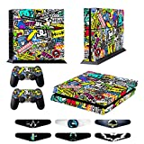 Skins for PS4 Controller - Decals for Playstation 4 Games - Stickers...
