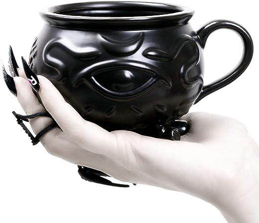 Cauldron Kaffee Mug in Geschenkbox von Rogue + Wolf Harry Potter Geschenke Porzellan 3D Neuheit Becher Halloween Dekoration Tee Tasse Hexerei...