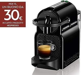 De`longhi nespresso inissia en80.b macchina per caffè espresso, a capsule, 1260
