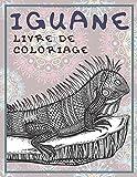 Iguane - Livre de coloriage 🦎