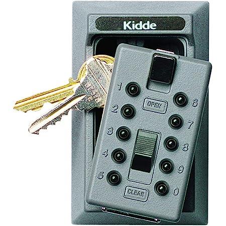 Pushbutton Kidde AccessPoint 001267 KeySafe Pro Multiple Key Black with Cover
