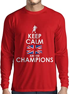 lepni.me Long Sleeve t Shirt Men North Irish are The Champions !