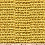 Fabric & Fabric QT Fabrics Digital Always Face Sunshine Comb, Honey