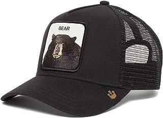 Goorin Bros. Mens `Black Bear` Bear Trucker Snapback Baseball Hat