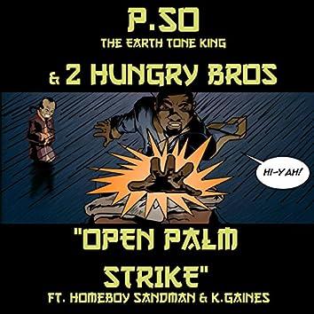 Open Palm Strike (feat. Homeboy Sandman & K. Gaines) - Single