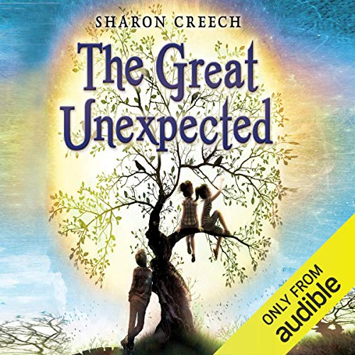 The Great Unexpected                   By:                                                                                                                                 Sharon Creech                               Narrated by:                                                                                                                                 Stephanie Cannon                      Length: 5 hrs and 12 mins     2 ratings     Overall 4.0