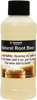 Brewer's Best Natural Beer and Wine Fruit Flavoring (Root Beer)