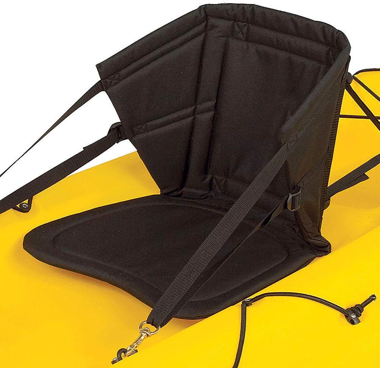 Kayak Back Seat,hAohAnwuyg Water Equipment Kayak Canoe Seat Pad Back Rest Cushion Inflatable Rowing Fishing Boat Accessory