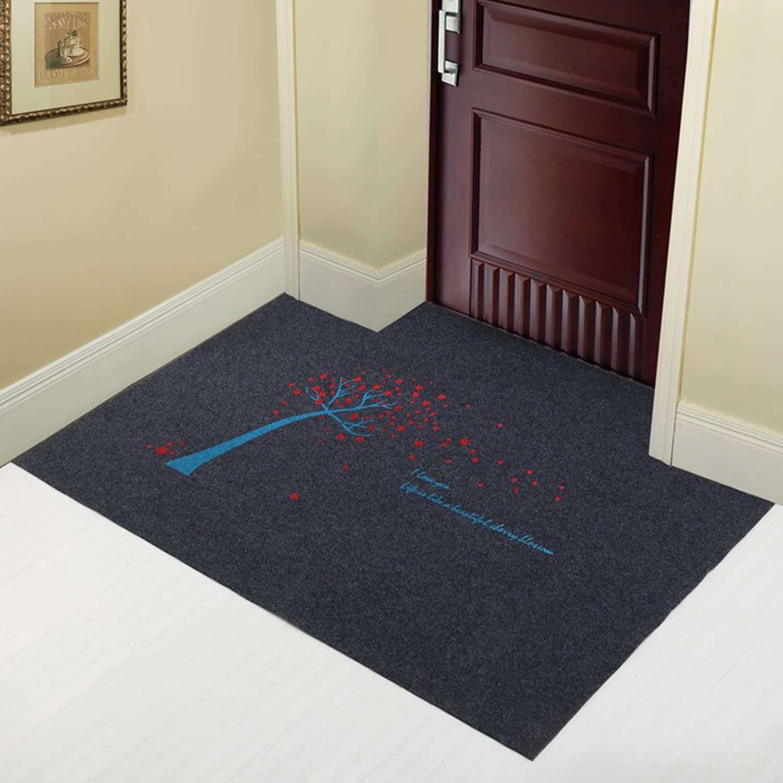 Carpet Doormat Indoor mats Doormats Indoor mats Mat Cushion-P 60x90cm(24x35inch)
