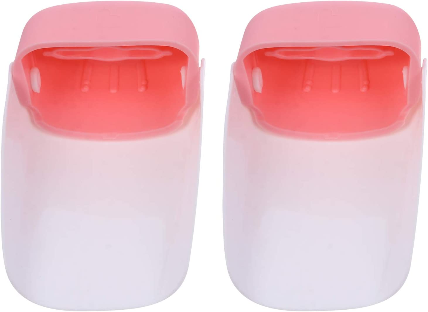 Ranking TOP13 DOITOOL 2Pcs Mail order Faucet Extenders Tap Extender Plastic Extens