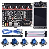 BIGTREETECH Direct SKR V1.4 Turbo Silent Mainboard + TFT35 V3.0 Touch Screen + 5pcs TMC2209 V1.2 Stepper Motor Driver 3D Printer Controller Kit