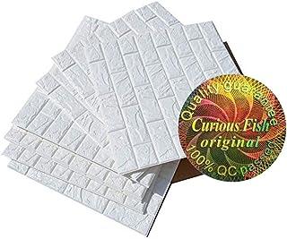 20Stuck 60x60cm Selbstklebend 3D Brick Tapete Muster WasserdichtTapeten SteinWandtapeteSteinoptik Mauer