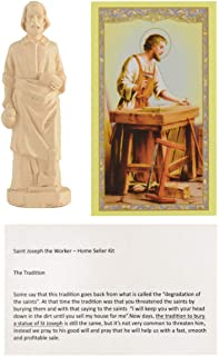 Best st joseph home selling statue Reviews