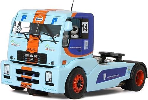 Flyslot 203110 MAN TR1400 Gulf Smolensk Truck GP 2010