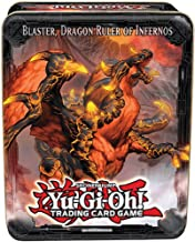 YuGiOh 2013 Wave 1 Collector Tin Set Blaster, Dragon Ruler of Infernos