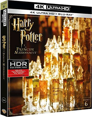 Harry Potter E Il Principe Mezzosangue (Blu-Ray 4K Ultra HD+Blu-Ray) [Blu-ray]