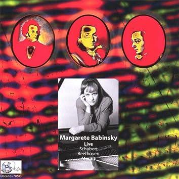 Famous Piano Sonatas: Mozart, Beethoven, Schubert