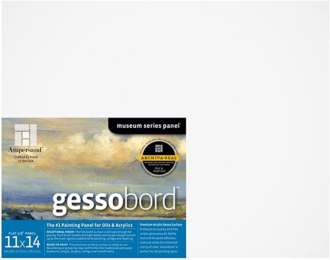 Ampersand Gessobord 1.5 inch Cradle 22 x 28