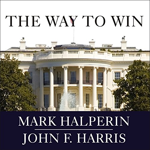 The Way to Win audiobook cover art