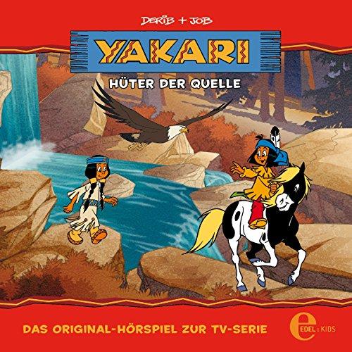 Hüter der Quelle. Das Original-Hörspiel zur TV-Serie Titelbild