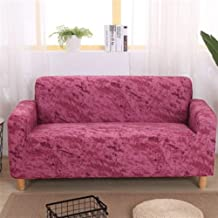 AUWANGAOFEI Splash Dyed Pattern Sofa Cover, Suitable for Living Room Furniture Armchair Dust Protection Mat (Color : A013,...
