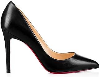 christian louboutin womens black shoes
