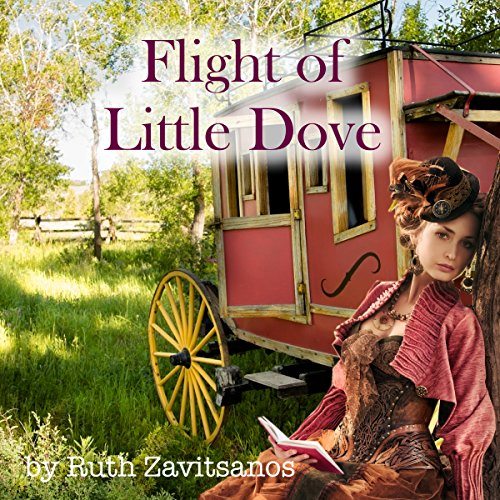 Flight of Little Dove audiobook cover art