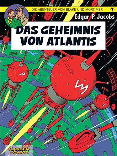 Die Abenteuer von Blake und Mortimer, Bd.7, Das Geheimnis von Atlantis