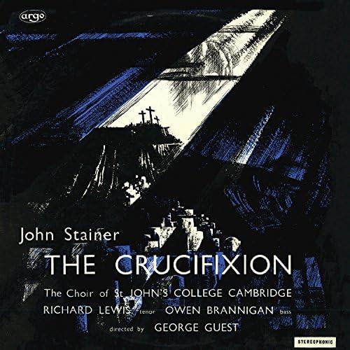George Guest, Richard Lewis, Owen Brannigan, Choir Of St. John's College, Cambridge & Brian Runnett