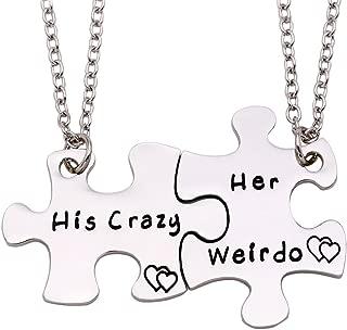 his crazy her calm