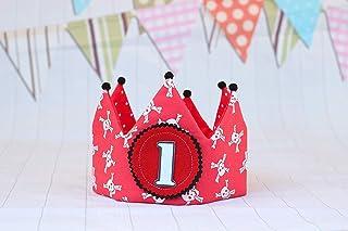 Corona di compleanno, primo compleanno bambino smash cake