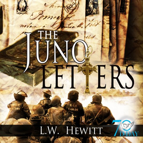 The Juno Letters audiobook cover art
