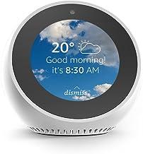 Echo Spot - Smart Display with Alexa - White