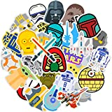 Comics Movie Stickers for Hydro Flask Laptop Water Bottle | Premium Vinyl Big Waterproof | Funny Trendy Cute VSCO Cool Decor Decal Gift Pack for Teen Kid Adult Girl Boy HydroFlask Skateboard Phone Computer Helmet, 30PCS